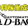 AUTO D-BAC(オートD-BAC)10月の成績 +2,886,863GC(約267,011円)でした。