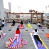 7月の yoga class schedule