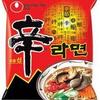 ラーメンが韓国を代表する輸出食品←あの震災でも残ってたやつ?