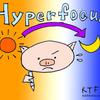 「過集中」~発達障害傾向な私の場合。授業すっぽかし、朝まで没頭~