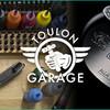 TOURON GARAGE ツーロンガレージからのカスタムパターです。。自分の好みのタイプのヘッドを好みのデザインを恨んでください。