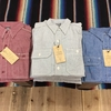 桃太郎ジーンズより新作シャツ、定番シャツが入荷です!