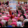 世界各地で女性大行進 「壁じゃなく橋を作ろう!」 -1-