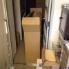 昨日>入居した古物様方々です。(^o^)/1:まずは大型荷物の【佐川急便】其の1