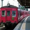 灼熱の名古屋鉄道・犬山線と新川検車区 許可有り見学