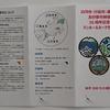 【福島県】収活の旅① 友好都市締結20周年記念マンホールカードセット。