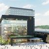 熊本駅 駅ビルと駅前の将来の姿