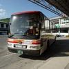 防長バス(秋芳洞~新山口)とのぞみ54号(新山口~新大阪)