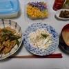 長ネギと豚肉のポン酢炒め