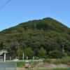 兵庫県赤穂市の有年山城跡(大鷹山城跡)