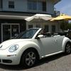 【volkswagen new beetle cablpret】ニュービートルカブリオレ