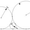 Project Euler 510 / 3つの接する円