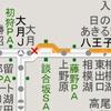 【ガス欠】渋滞する中央道上りは談合坂SAでガソリンを!