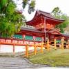 丹塗りが美しい春日大社(奈良その2)