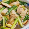 豚バラ肉と小松菜のうま煮のレシピ