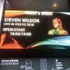 Steven Wilson来日公演が素晴らしすぎたので未見の方は無理してでも今日見に行こう。
