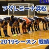 【まとめ記事】アグレミーナ浜松2018/2019シーズン戦績&観戦記まとめ