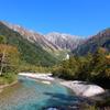 【上高地】標高1,500mに位置する山岳リゾート地、1泊2日で散策&バーベキューを満喫する初秋の山旅