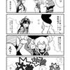 艦これ漫画 「勝負」