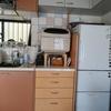リメイクシートでキッチン小改造