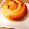 おうちパンづくり!手作りりんごジャム入りシナモンロール( ^ω^ )
