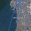 【関西ドローン旅】PRO TREK SmartのGPSログで移動を振り返る #アウトドアアンバサダー #プロトレックスマート