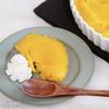 オーブンなし!簡単すぎる!プリンとケーキのハイブリット!『かぼちゃプリンケーキ』の作り方