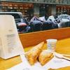 【香港:尖沙咀ほか】ついに香港で奇跡の再会~!!! イギリス生活思い出の味~マークス&スペンサーの『アップルターンオーバー』