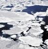 流氷、視界の果てまで…海自哨戒機が観測