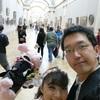 ルーブル美術館〜(≧∇≦)!ハネムーン旅行記♪───O(≧∇≦)O────♪