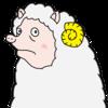 羊 の無料イラスト