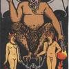 タロットカード:大アルカナ 悪魔