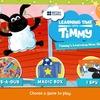 幼児・子供向け無料英語学習アプリBritish Council【Learning Time with Timmy】