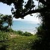 【宮古島の風景】ビーチへのエントリー