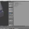 Blenderで利用可能なpythonスクリプトを作る その3(オブジェクトの結合、表示/非表示)