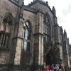 ポートレートギャラリーそして聖ジャイルズ教会