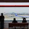 大改装工事中の福岡空港国内線ビル、展望デッキは今どんな感じ?