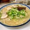 あっさり豚骨スープ!無骨な大将が作る渾身な一杯。