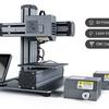 3Dプリンター・レーザー彫刻機・CNC一体機。3in1のsnapmakerを買ったよ