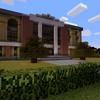 マイクラ建築紹介「司書館」|Minecraft