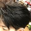 クリアさにこだわった「綺麗め茶髪」アッシュ系ブラウン 鈴鹿市 ヘアカラー