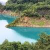 【群馬】四万温泉旅行記〔8〕四万ブルーと言われる碧い湖の『奥四万湖』でドローンを飛ばしたけど・・・・・