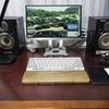 MacBook Air 11とモバイルモニター