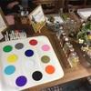 マルシェ初出店@自分の魅力の色でハーバリウムを作る