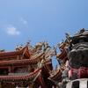 台南  四草大眾廟です