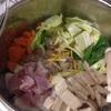 ドイツで柚子と肉団子鍋♪