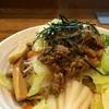 【今週のラーメン1876】 上海麺館 (東京・中野) 油そば・大盛り