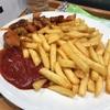 ドイツラスト飯。