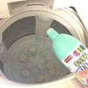 洗濯機のピンク汚れ・カビ退治!塩素系漂白剤を使って、槽洗浄