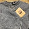 yetina / sweat shirt & beanie -特許起毛素材の超暖かいスウェットとニット帽!
